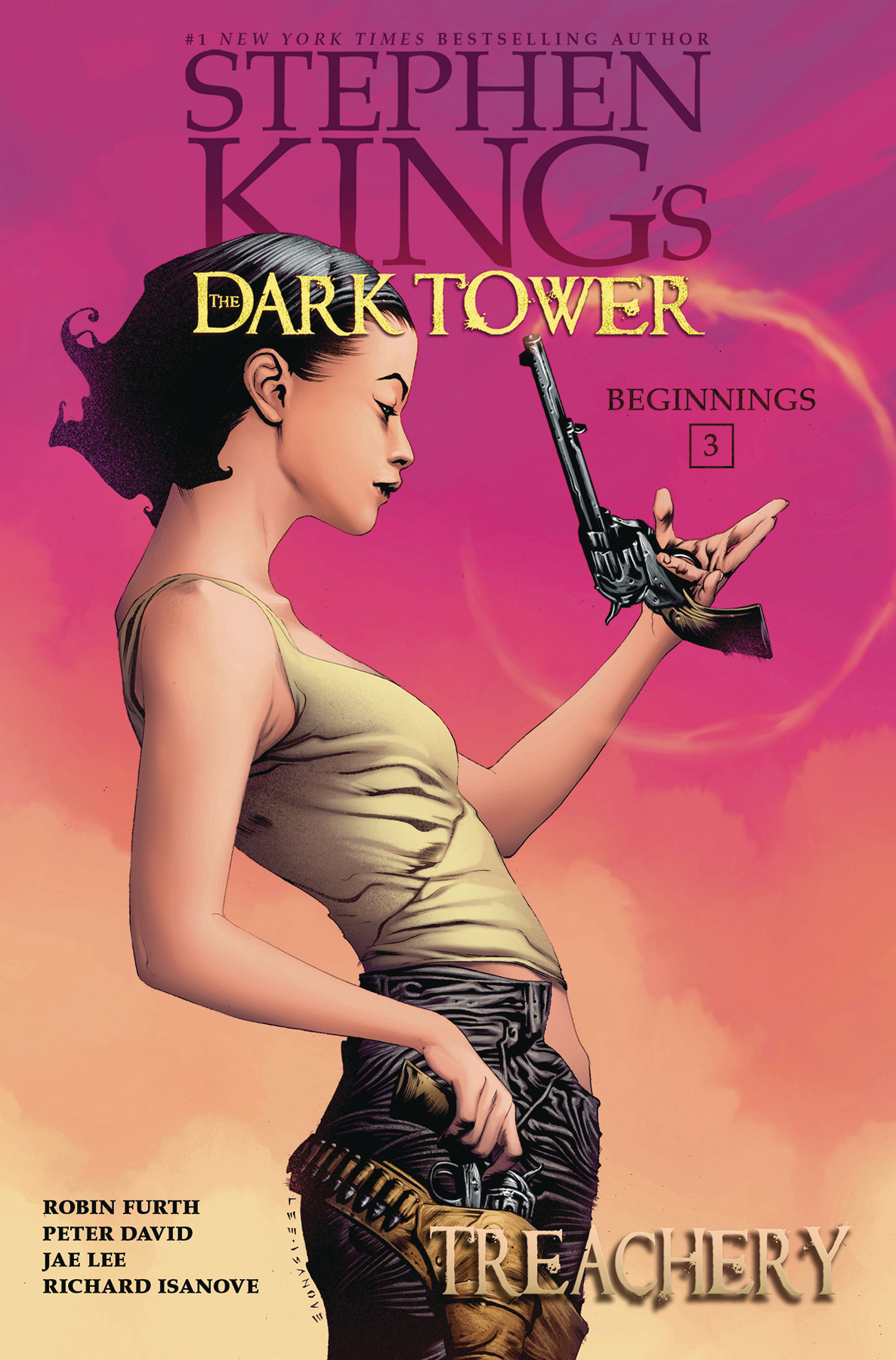DARK TOWER BEGINNINGS HC VOL 03 TREACHERY