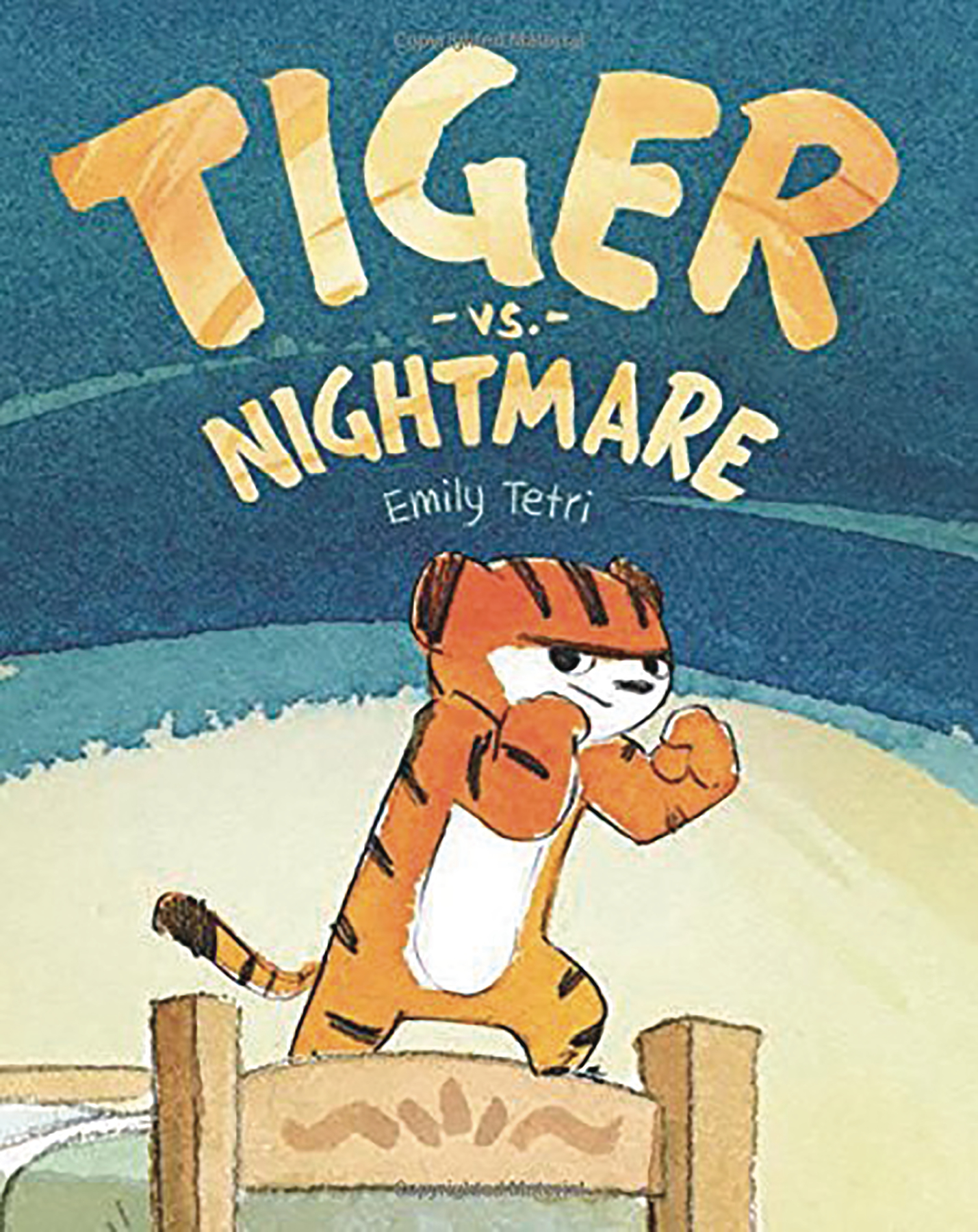 TIGER VS NIGHTMARE YR GN VOL 01