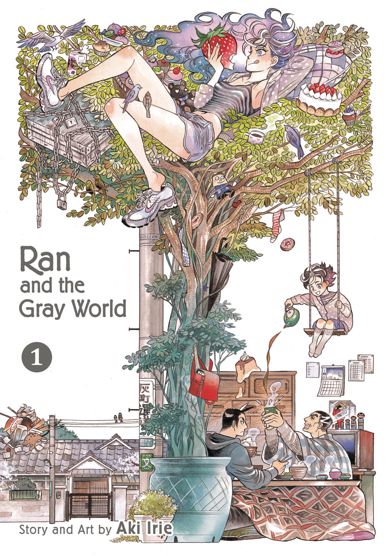 RAN & GRAY WORLD GN VOL 01