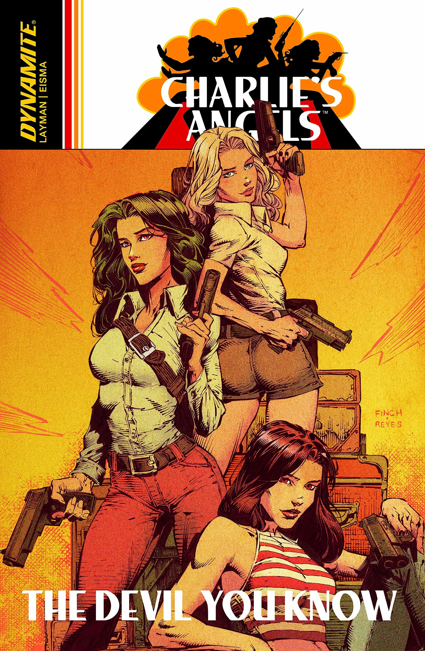CHARLIES ANGELS TP VOL 01 (OCT181168)