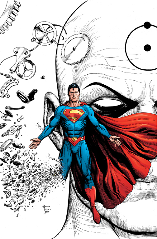 DOOMSDAY CLOCK #1 (OF 12) 4TH PTG