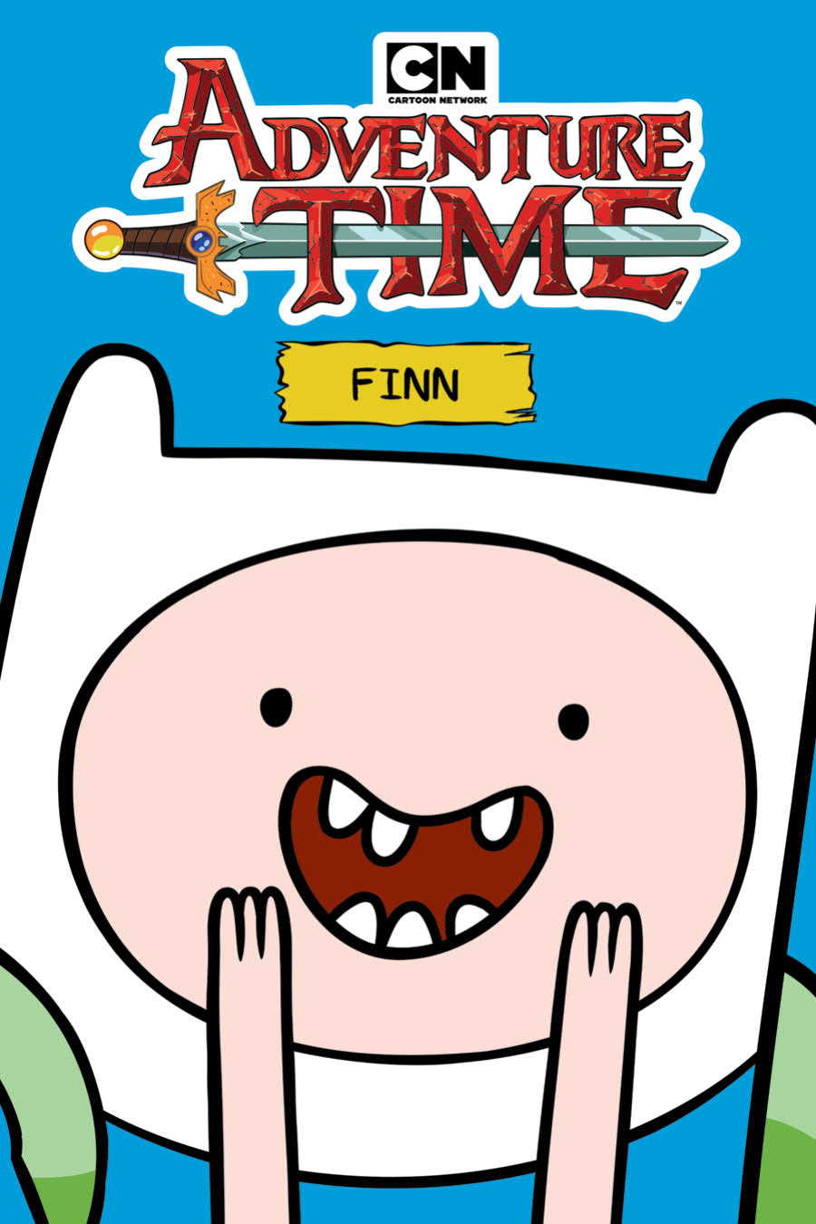 ADVENTURE TIME FINN TP