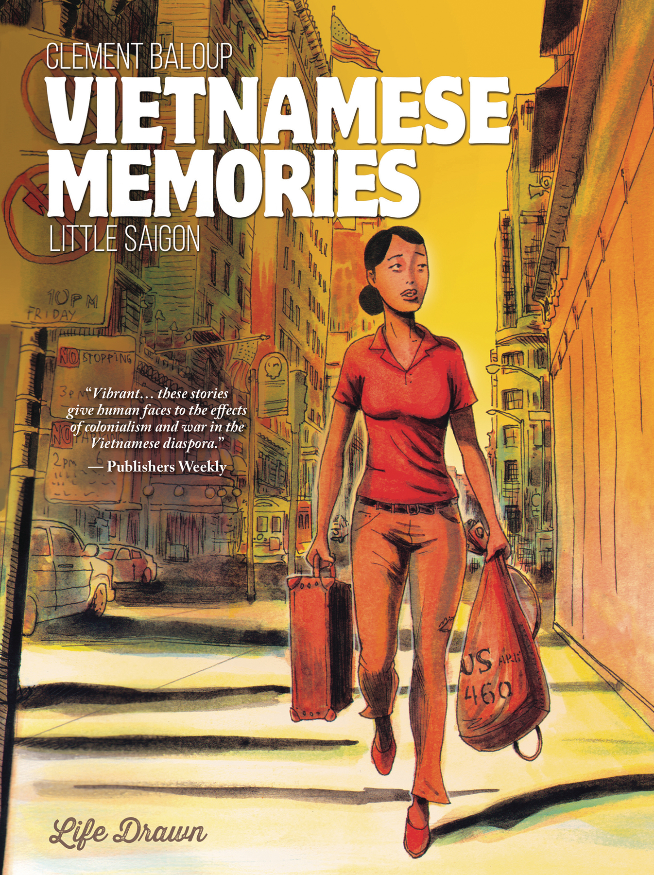 VIETNAMESE MEMORIES GN VOL 02 LITTLE SAIGON (MR)