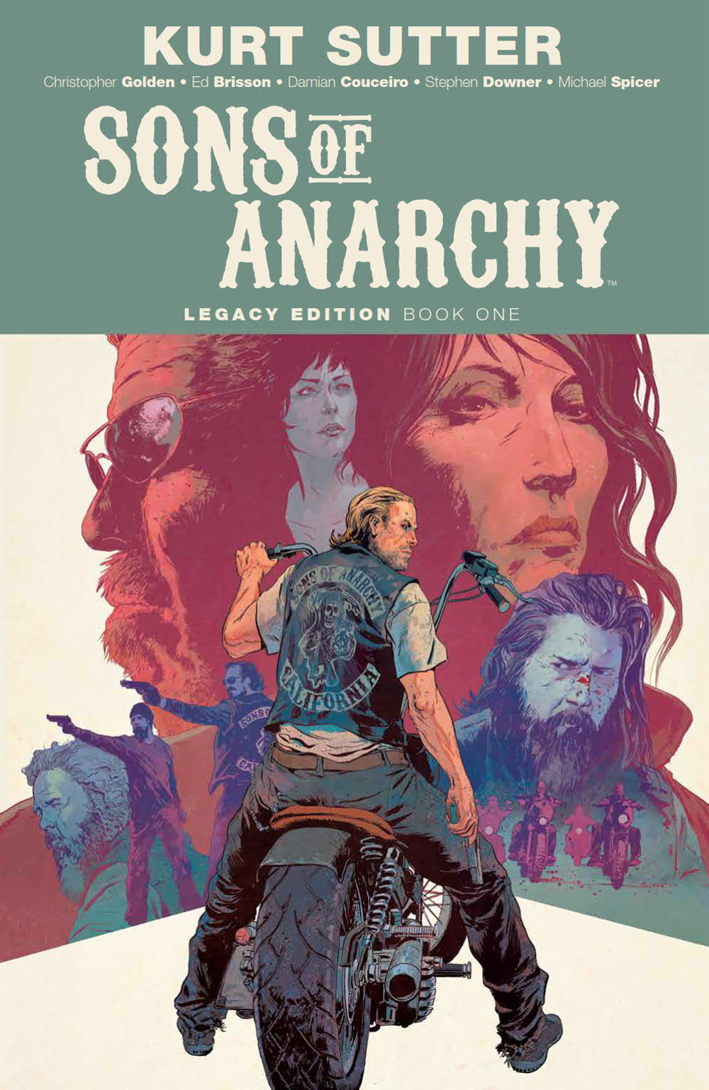 SONS OF ANARCHY LEGACY ED TP VOL 01 (MR)