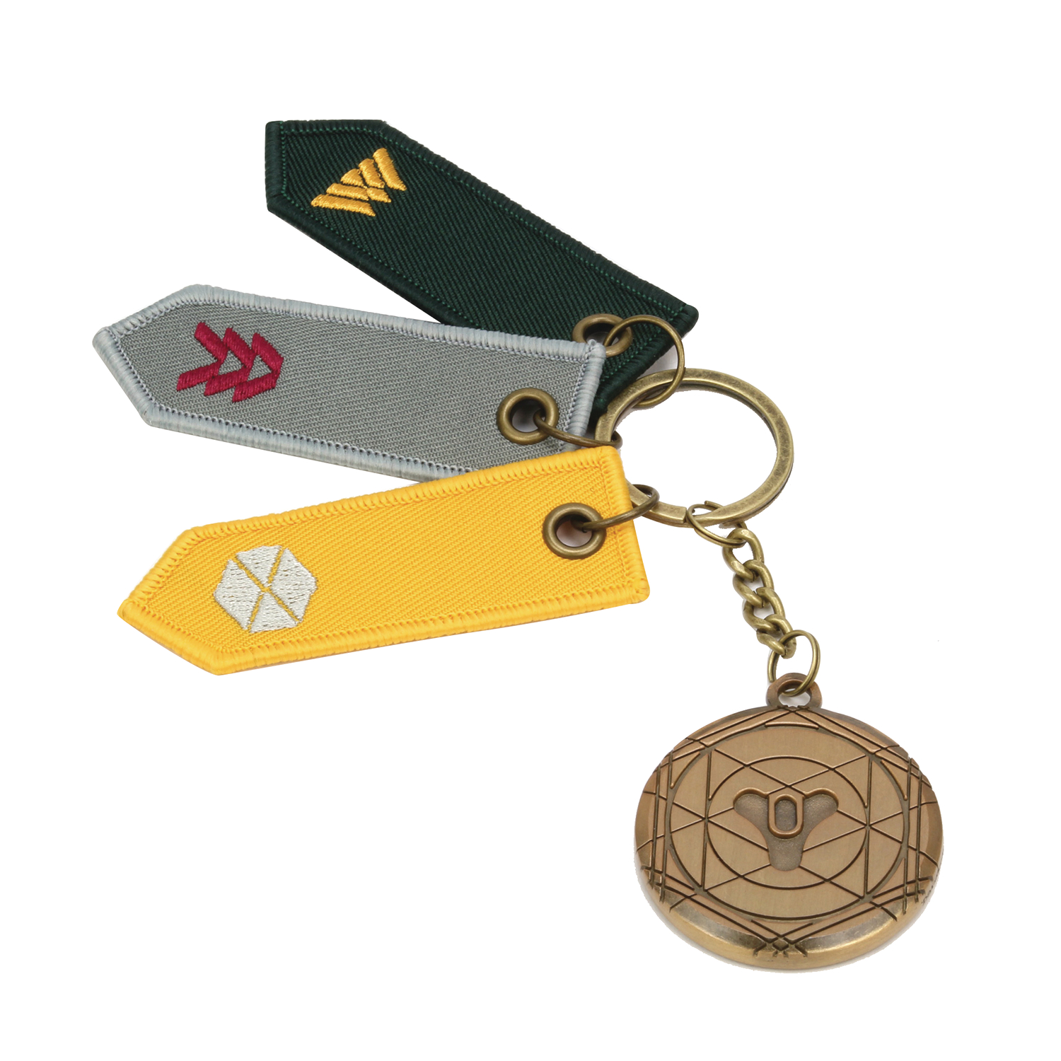 DESTINY GUARDIANS KEYCHAIN