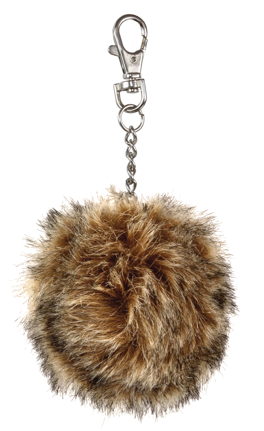 ST TOS TRIBBLE PLUSH KEYCHAIN 24CT DIS