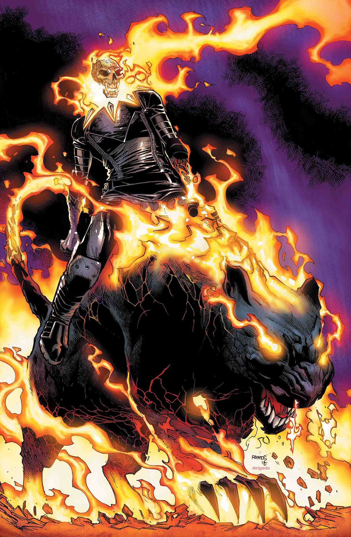 INFINITY WARS GHOST PANTHER #1 (OF 2)