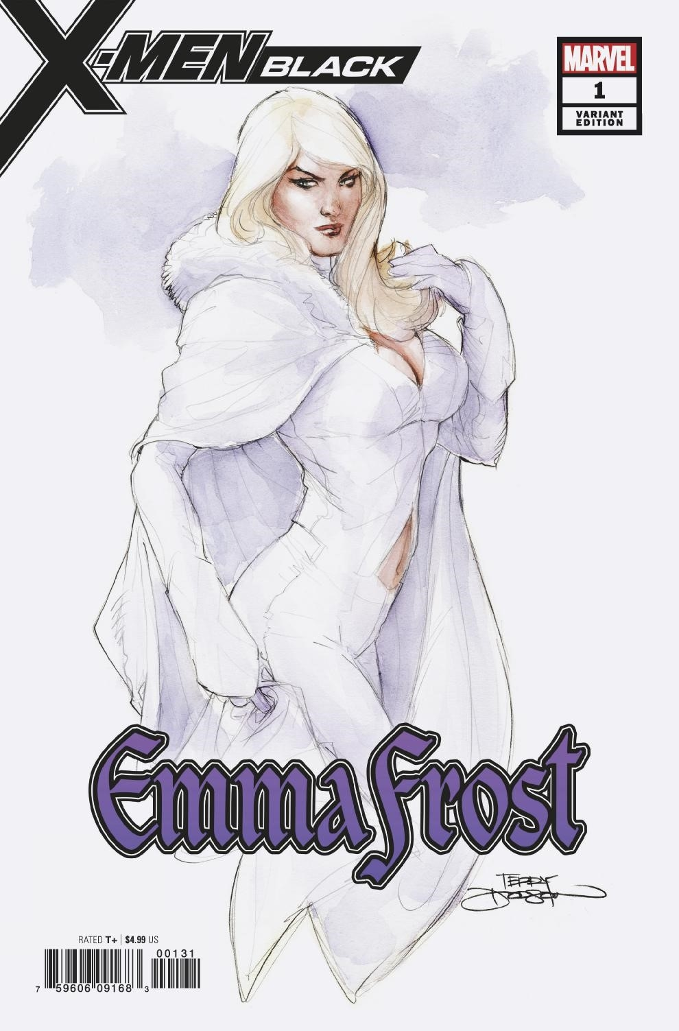 Image result for x-men black emma frost