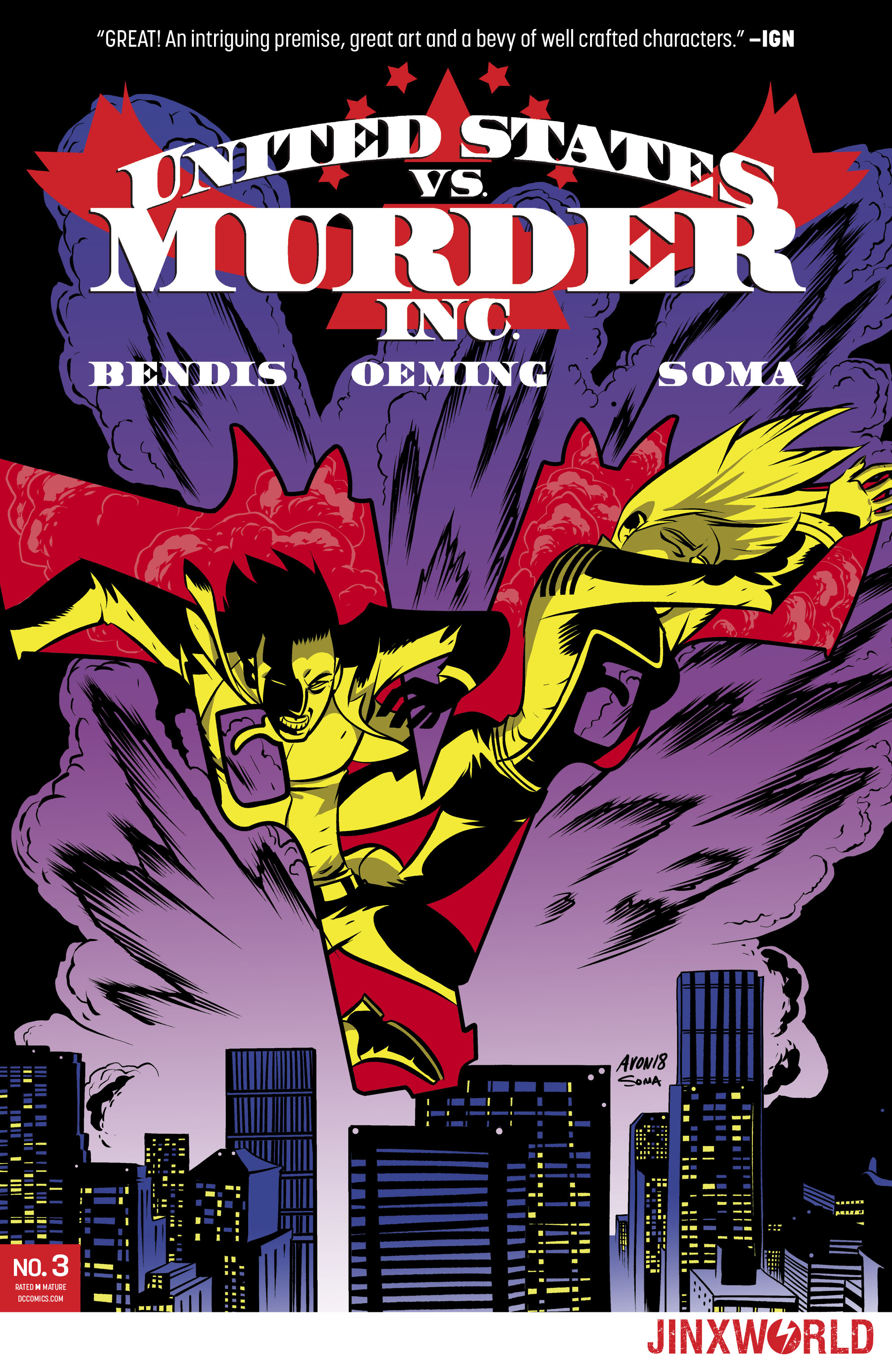UNITED STATES VS MURDER INC #3 (OF 6) (MR)