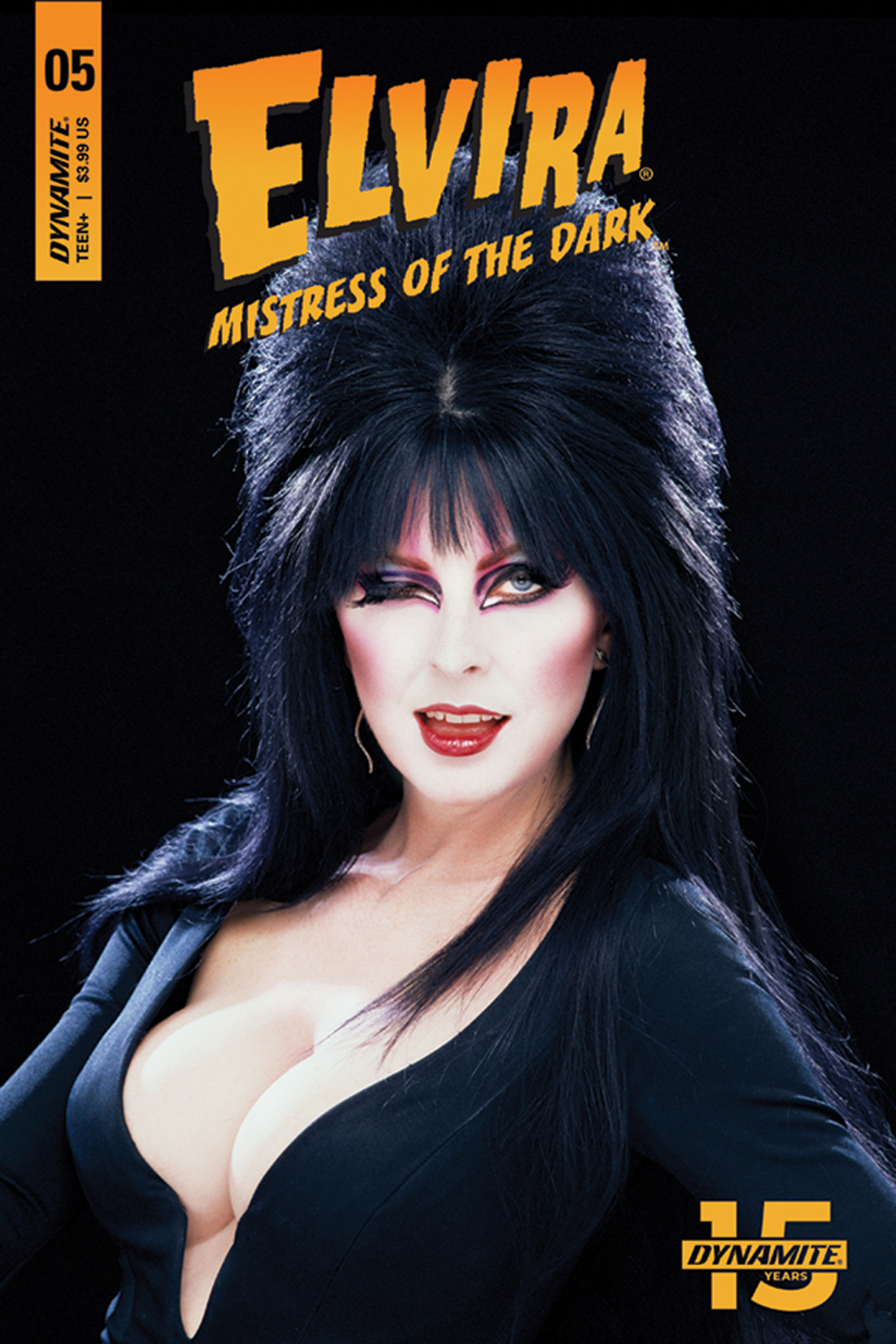 ELVIRA MISTRESS OF DARK #5 CVR D PHOTO SUB VAR