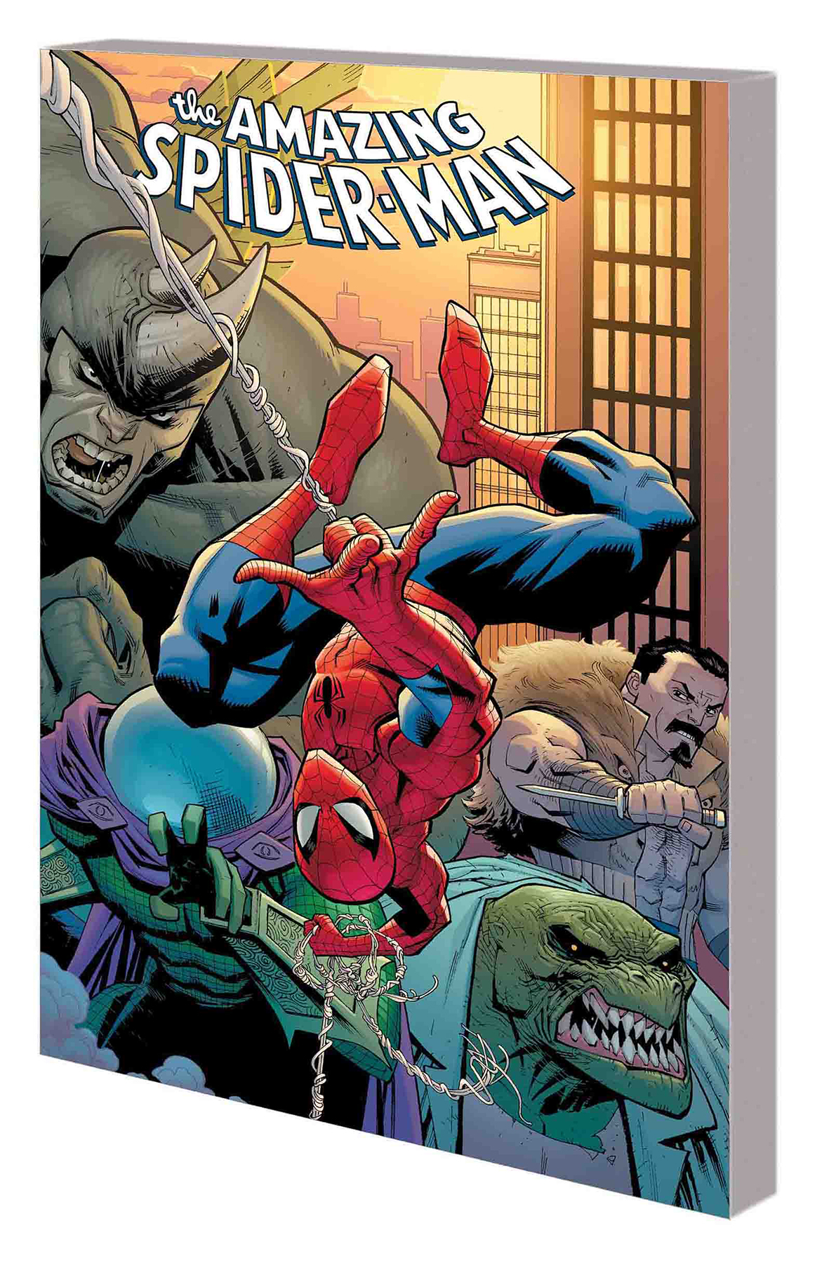 AMAZING SPIDER-MAN BY NICK SPENCER TP VOL 01 BACK BASICS