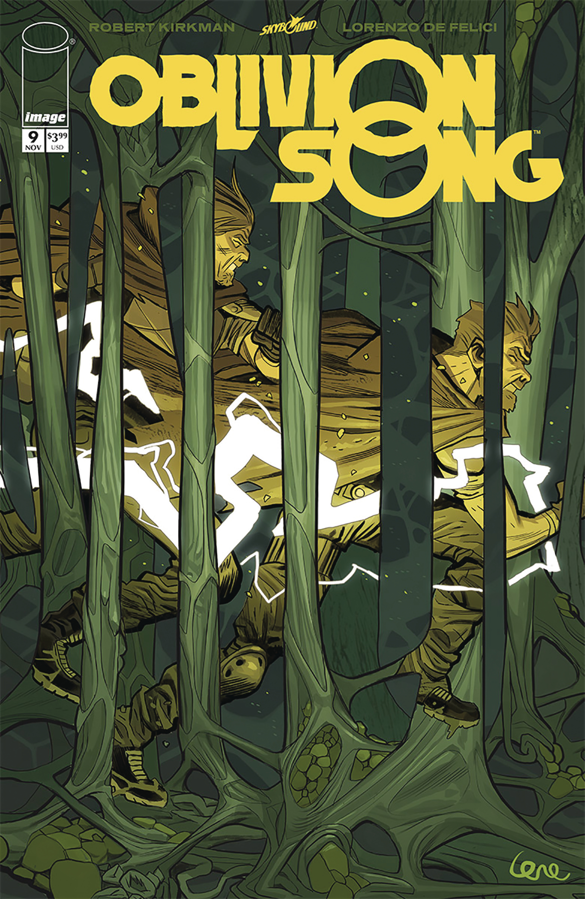 OBLIVION SONG BY KIRKMAN & DE FELICI #9 (O/A) (MR)