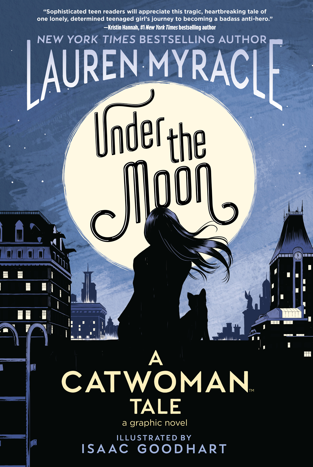UNDER THE MOON A CATWOMAN TALE TP DC INK