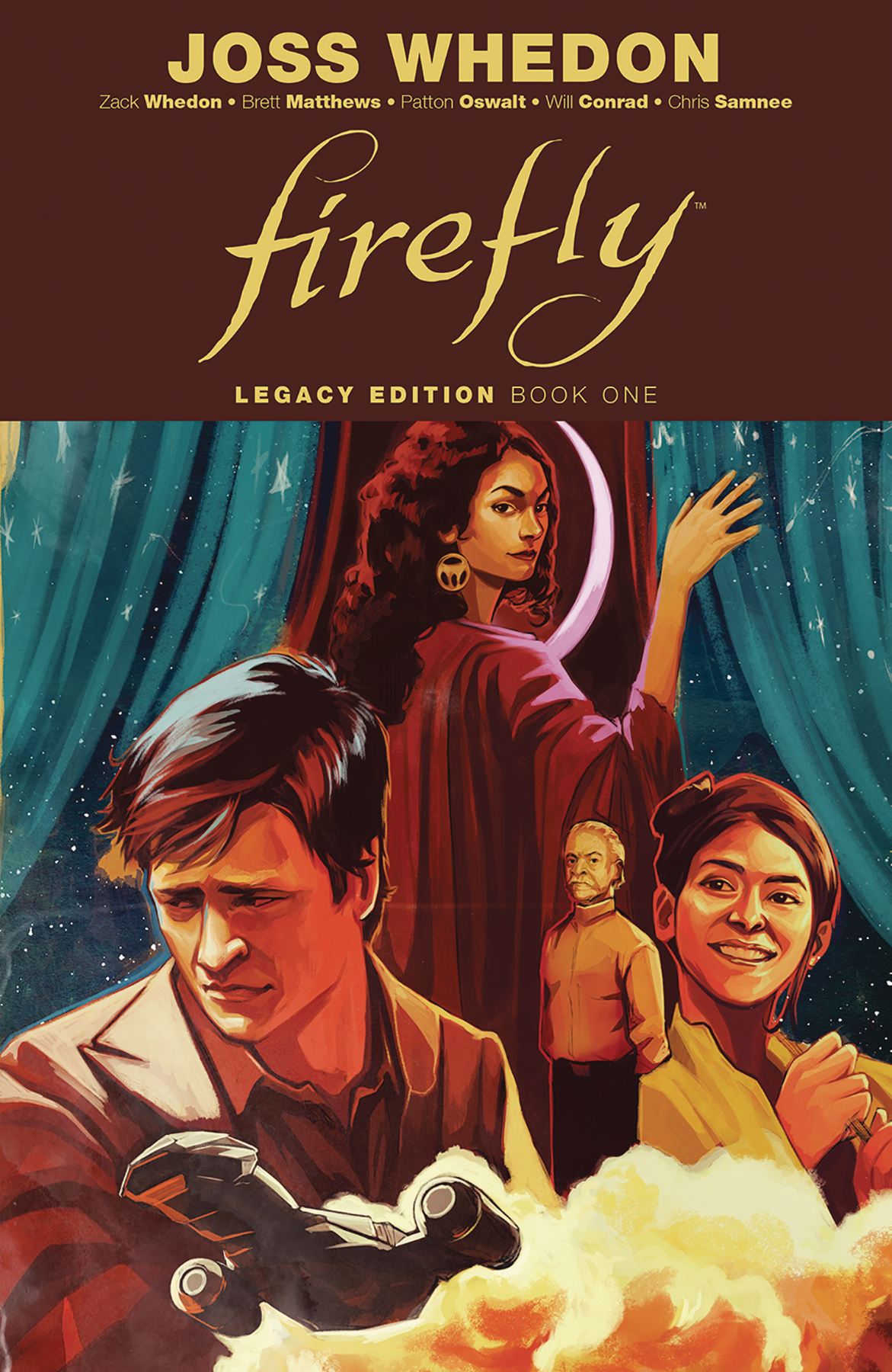 FIREFLY LEGACY EDITION TP VOL 01