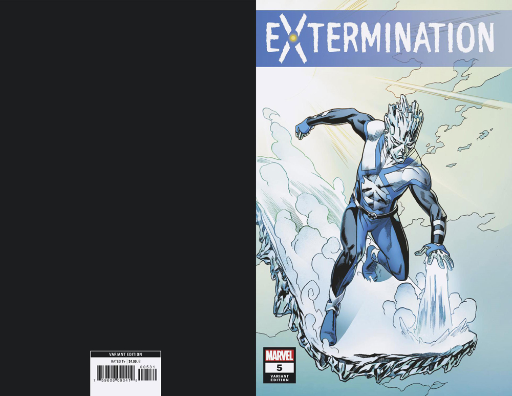 EXTERMINATION #5 (OF 5) HAWTHORNE CONNECTING VAR