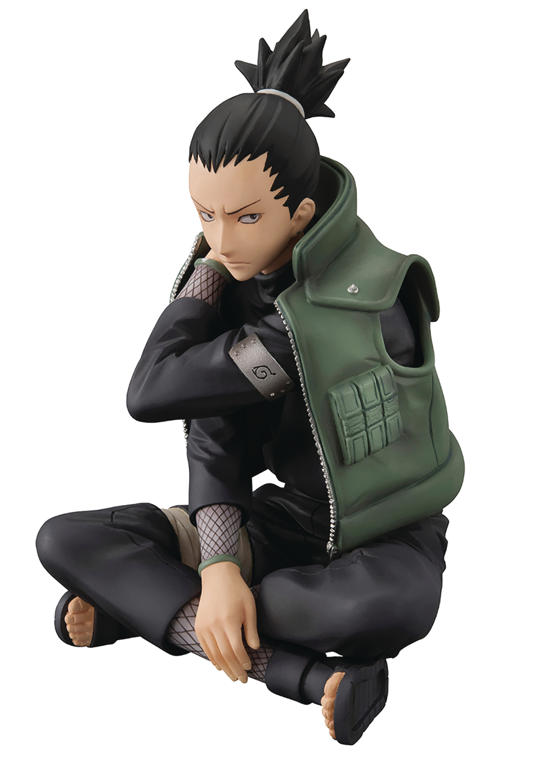 GEM SERIES NARUTO NARA SHIKAMARU PVC FIG