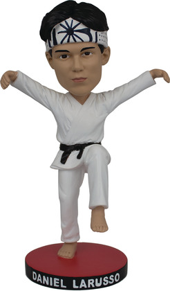 KARATE KID DANIEL LARUSSO PX BOBBLE HEAD (JUN188846)