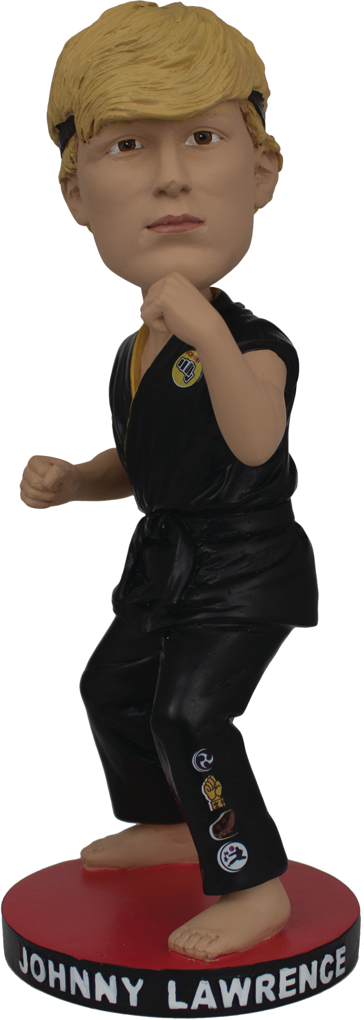 KARATE KID JOHNNY LAWRENCE PX BOBBLE HEAD (O/A)