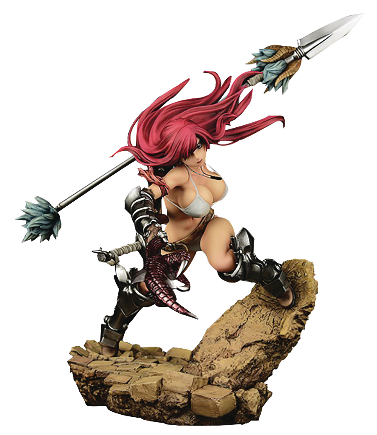 FAIRY TAIL ERZA SCARLET 1/6 PVC FIG KNIGHT VER (MR)