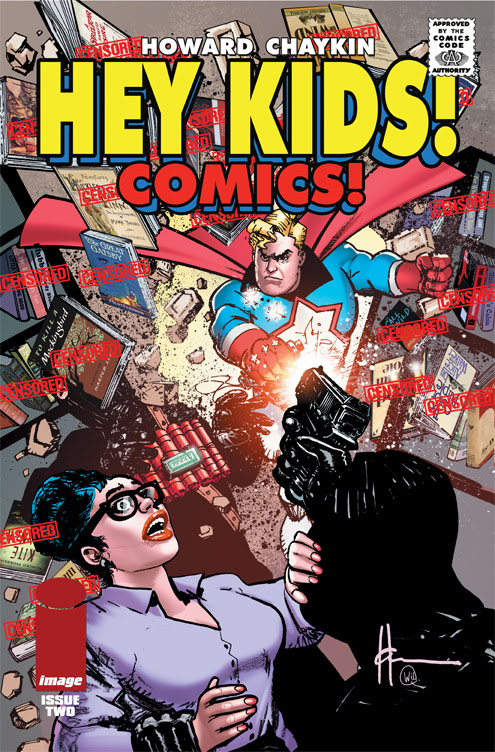 HEY KIDS COMICS #2 CVR B CBLDF CHARITY VAR CENSORED (MR)