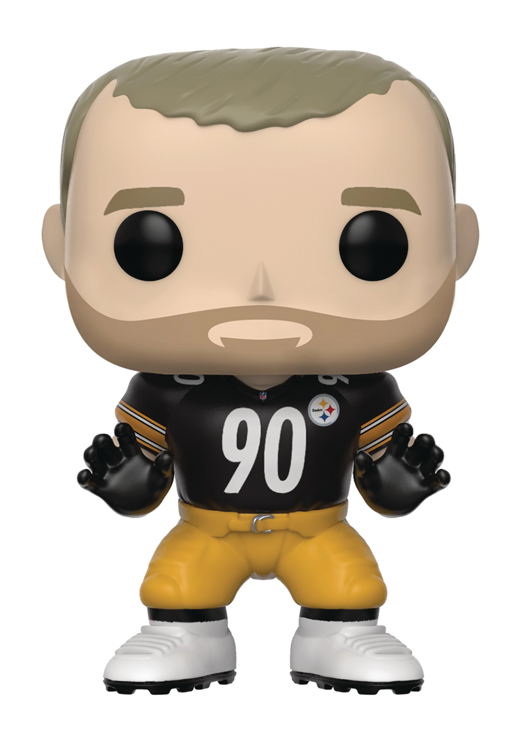 POP NFL STEELERS TJ WATT VINYL FIGURE