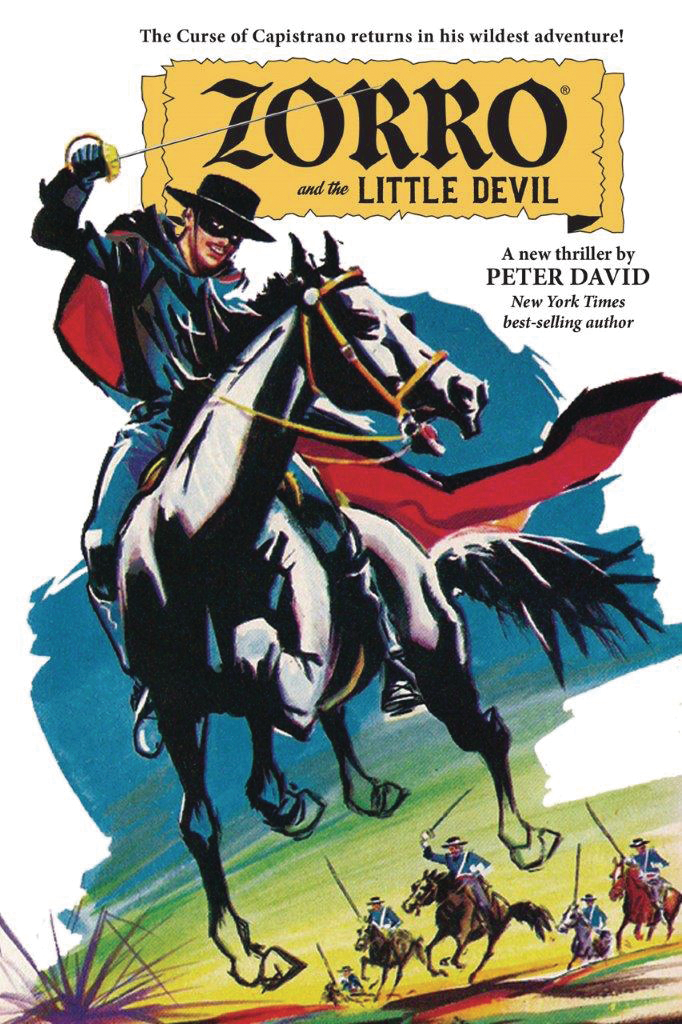 ZORRO AND THE LITTLE DEVIL SC