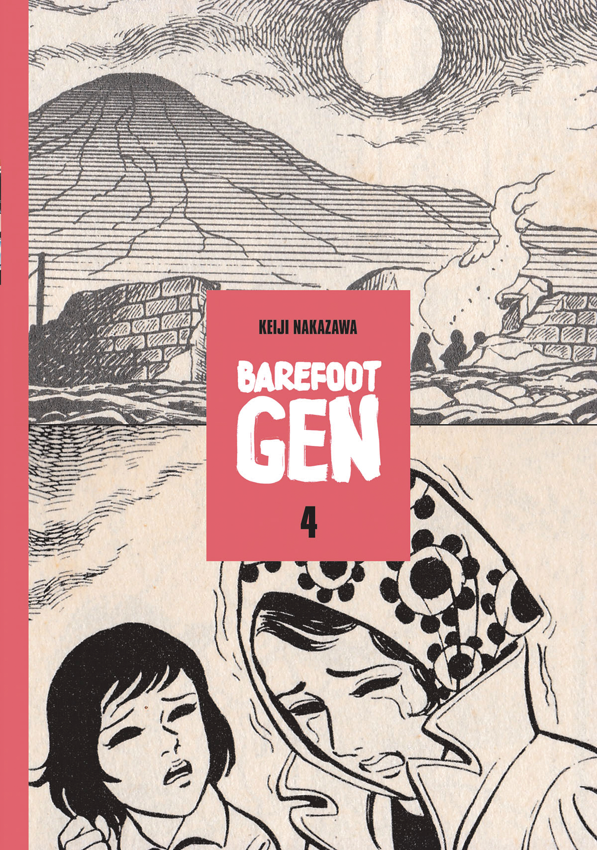 BAREFOOT GEN GN VOL 04 (CURR PTG) (OCT181780) (MR)