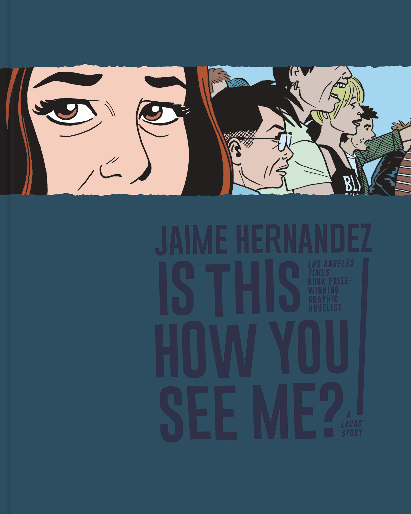 IS THIS HOW YOU SEE ME HC LOVE & ROCKETS