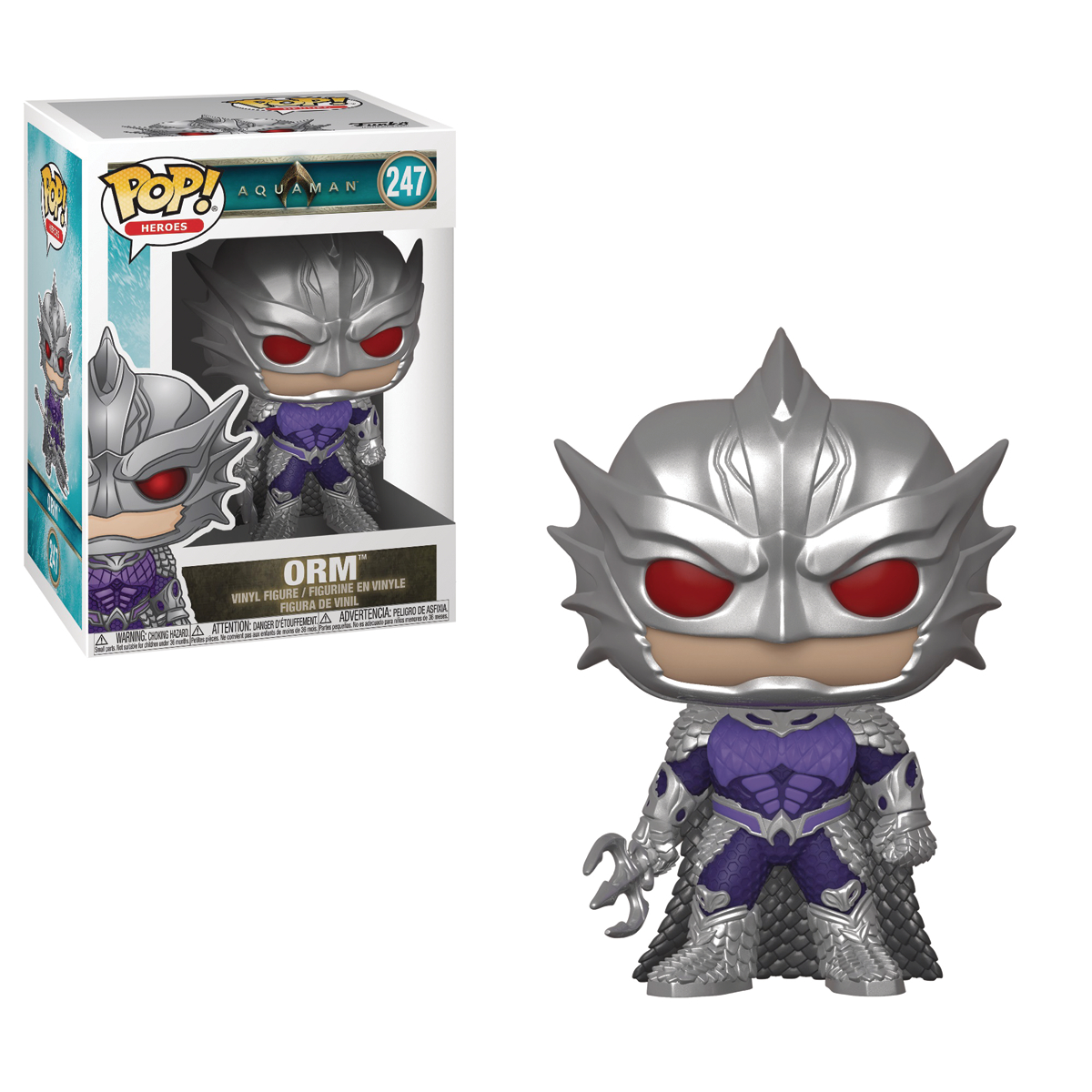 POP DC HEROES ORM VINYL FIG