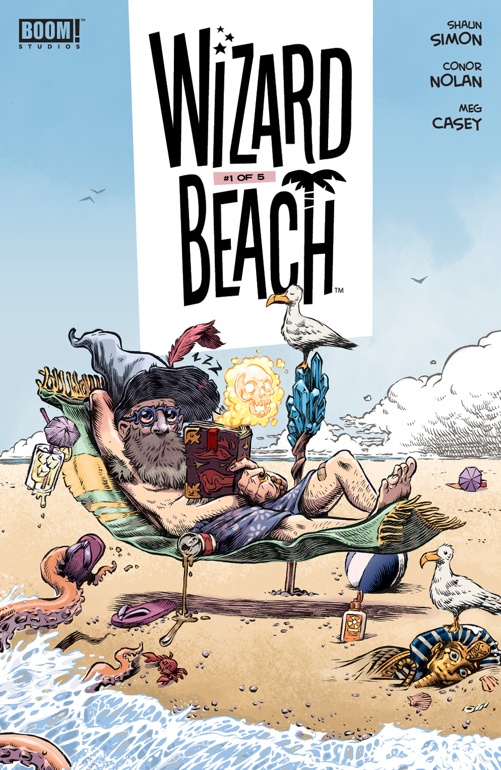 WIZARD BEACH #1 MAIN