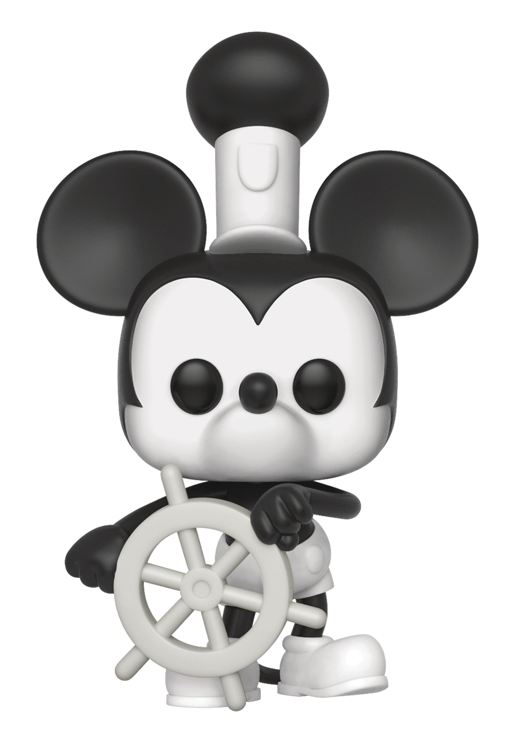 Jul188498 Pop Disney Mickey 90th Steamboat Willie Vinyl