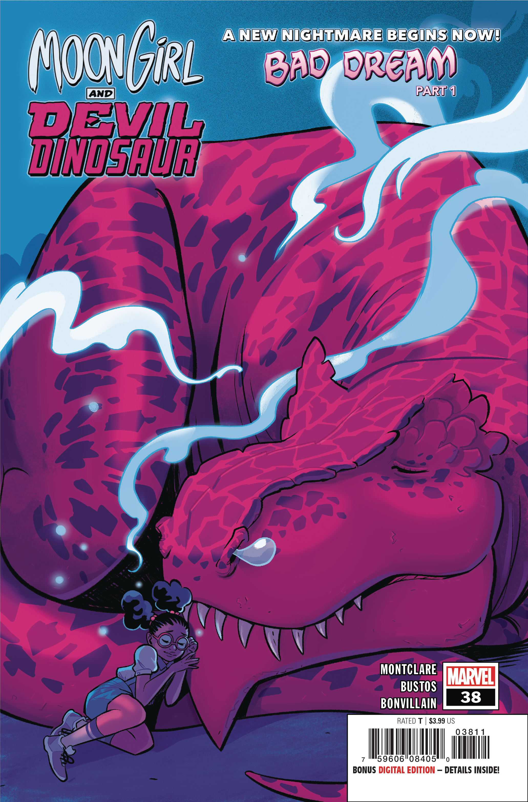 MOON GIRL AND DEVIL DINOSAUR #38