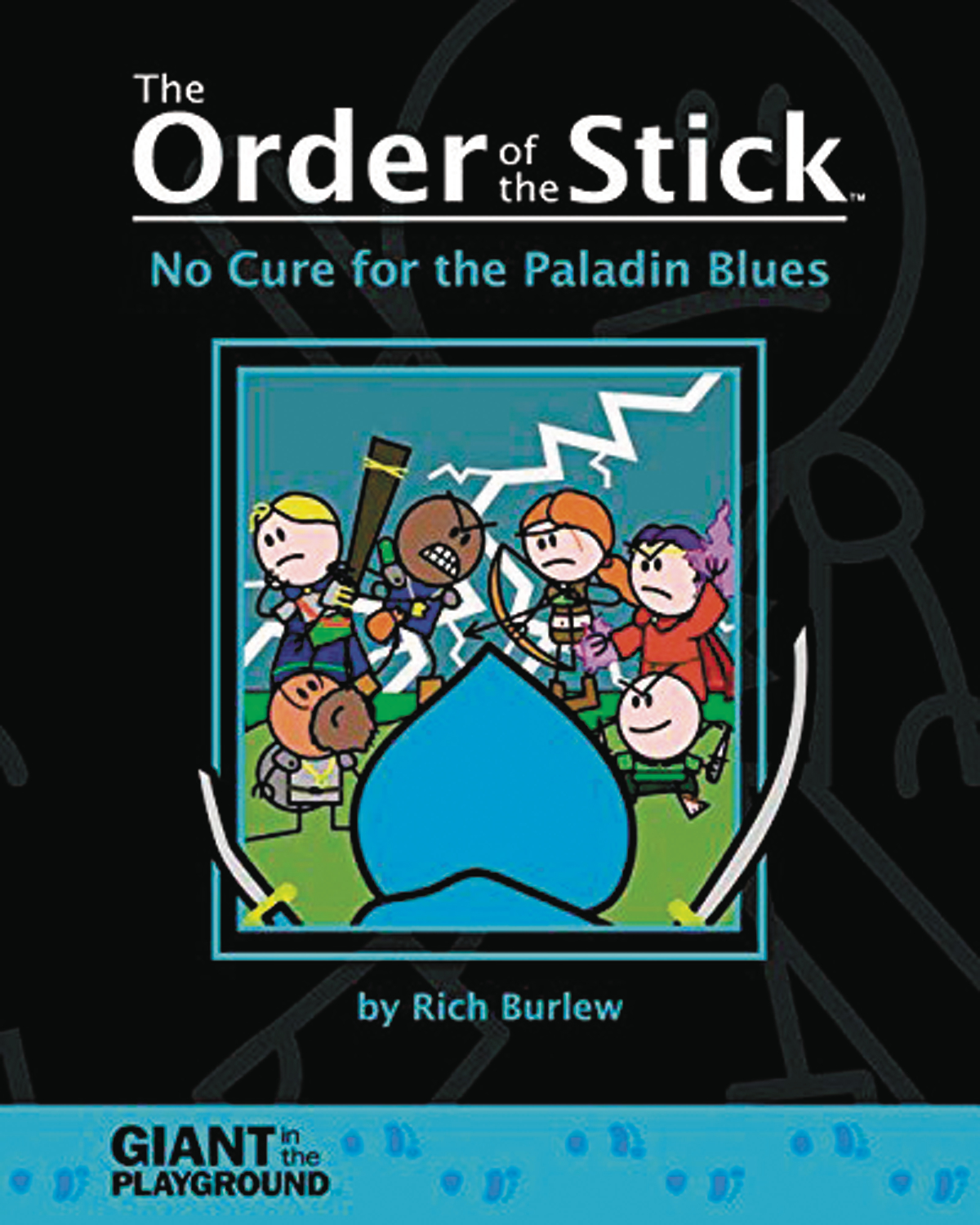 ORDER OF THE STICK GN VOL 02 PALADIN BLUES