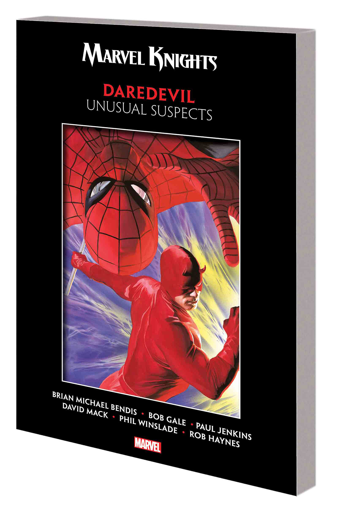 MARVEL KNIGHTS DAREDEVIL TP UNUSUAL SUSPECTS