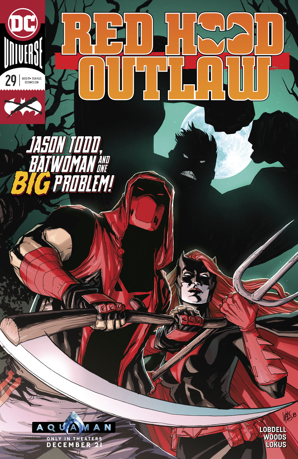RED HOOD OUTLAW #29