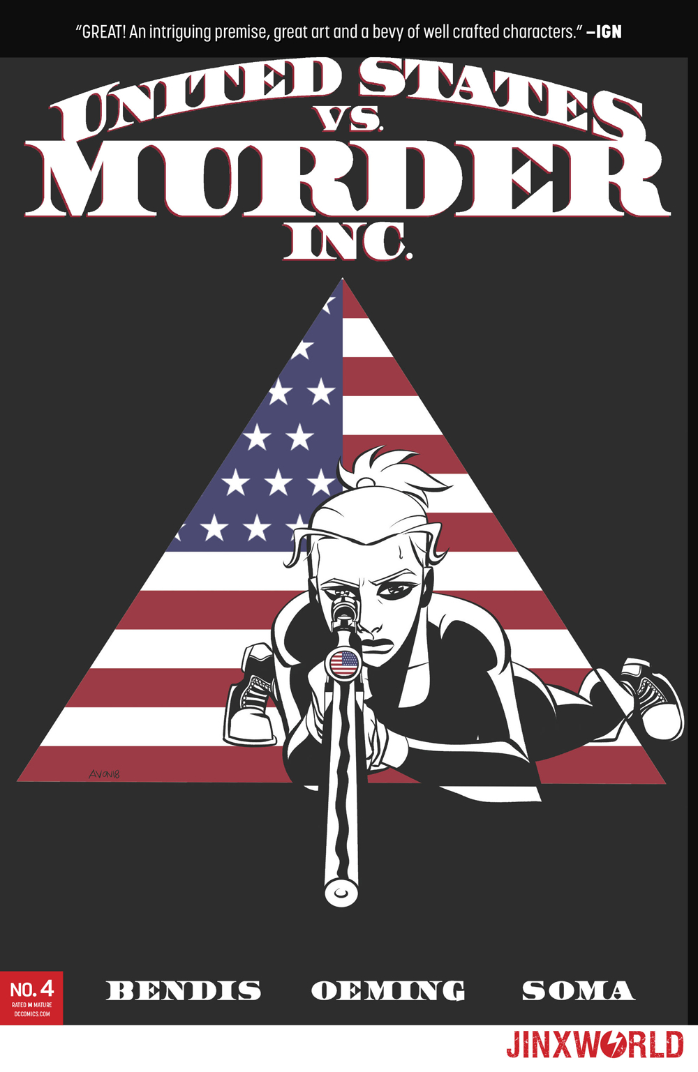 UNITED STATES VS MURDER INC #4 (OF 6) (MR)