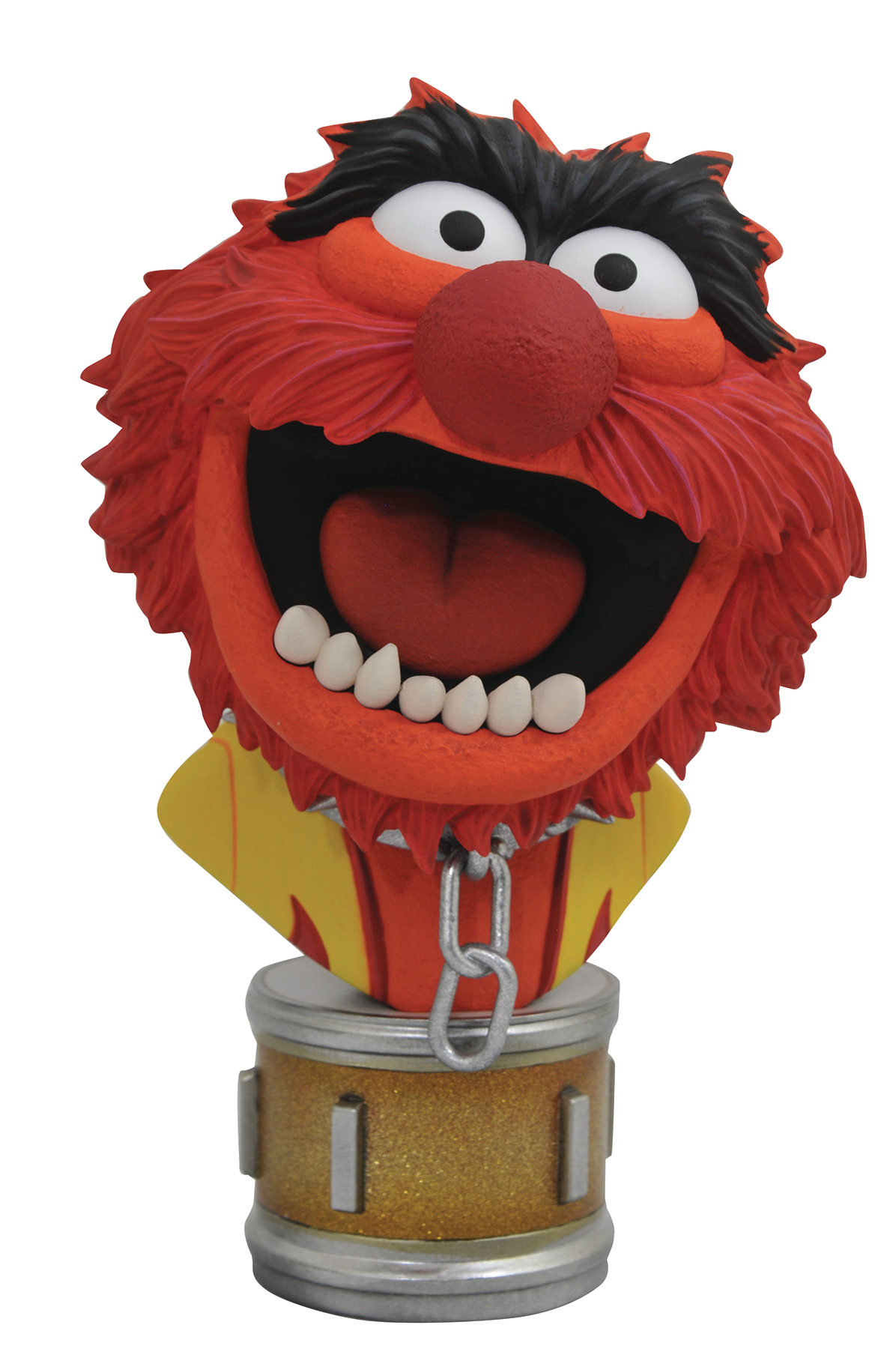 LEGENDS IN 3D MOVIE MUPPETS ANIMAL 1/2 SCALE BUST (O/A)