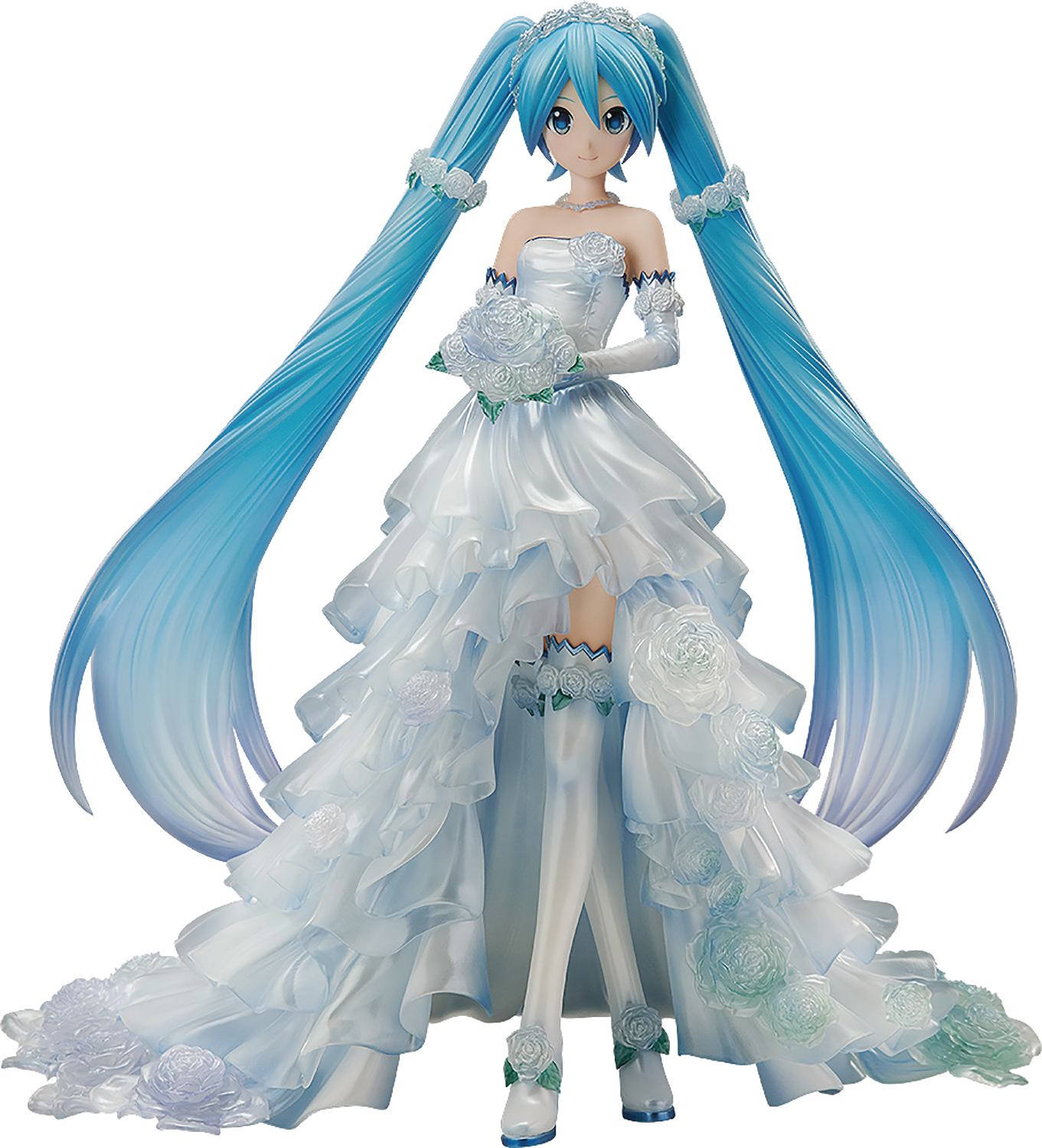 CHARACTER VOCAL SERIES 01 HATSUNE MIKU 1/7 PVC WEDDING VER (