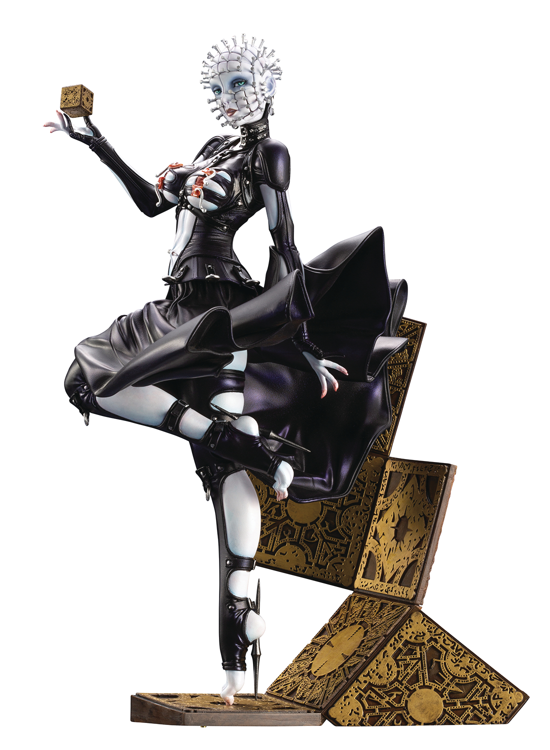 HELLRAISER 3 HELL ON EARTH PINHEAD BISHOUJO STATUE (O/