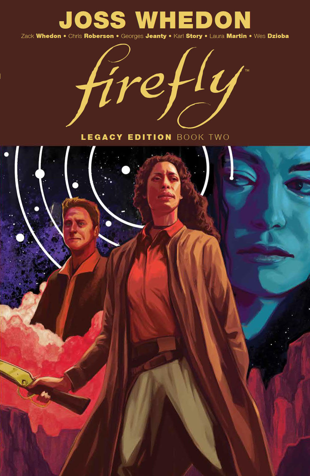 FIREFLY LEGACY EDITION TP VOL 02