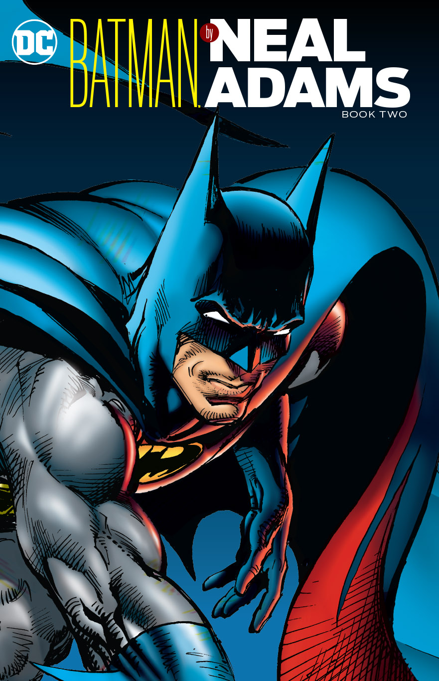BATMAN BY NEAL ADAMS TP BOOK 02 (OCT180554)