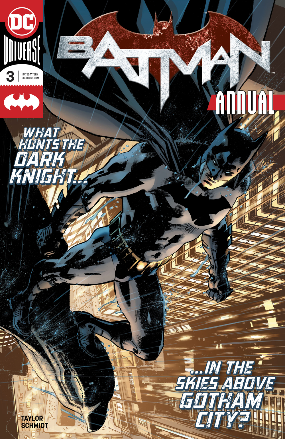 BATMAN ANNUAL #3
