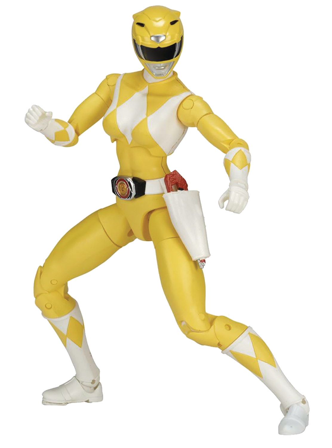 POWER RANGERS LEGACY MMPR YELLOW RANGER 6IN AF CS