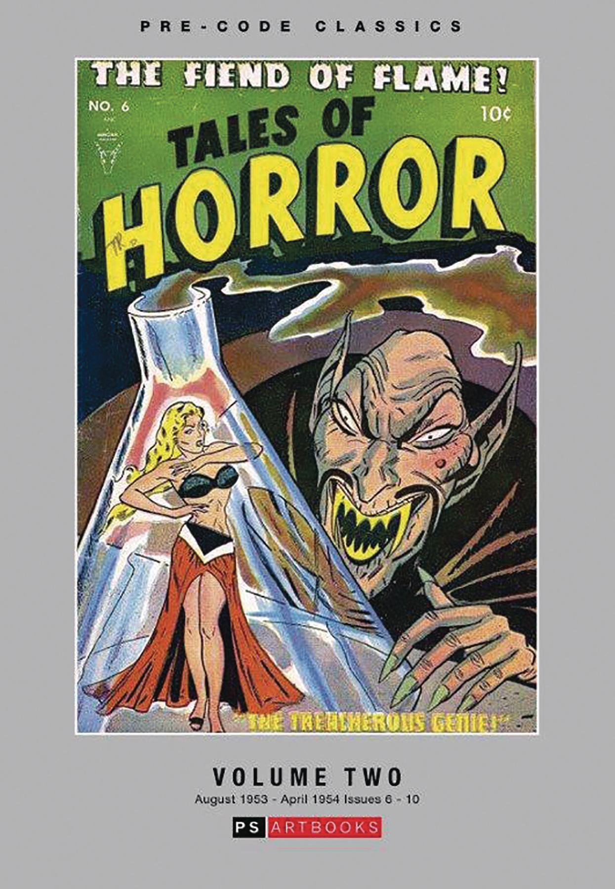 PRE CODE CLASSICS TALES OF HORROR HC VOL 02