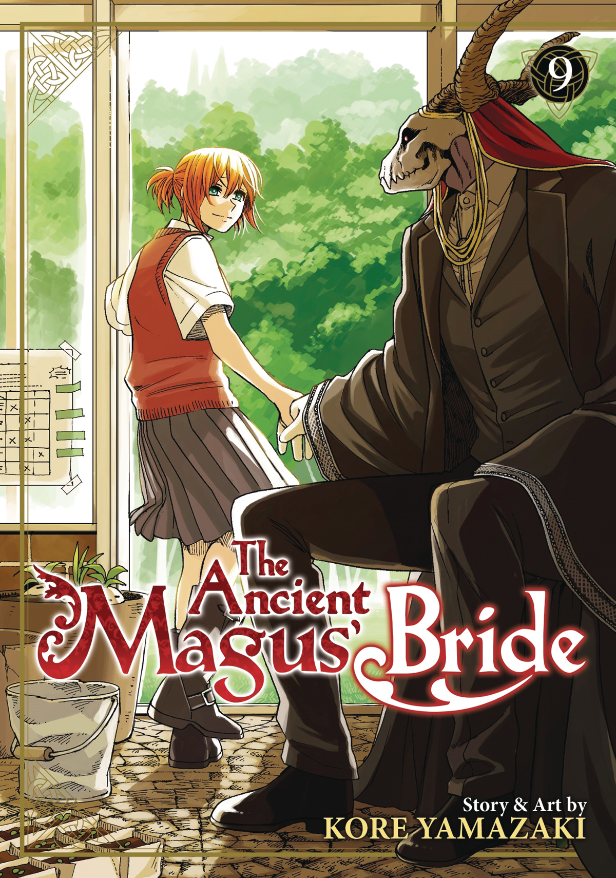 ANCIENT MAGUS BRIDE GN VOL 10