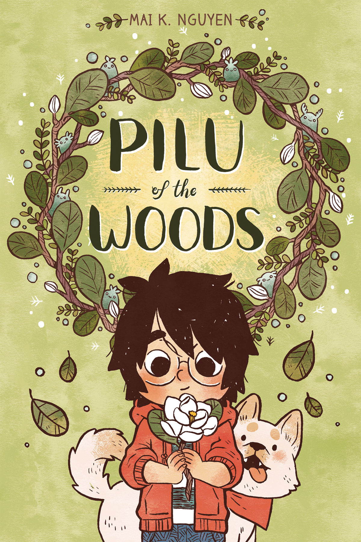 PILU OF THE WOODS GN (O/A)