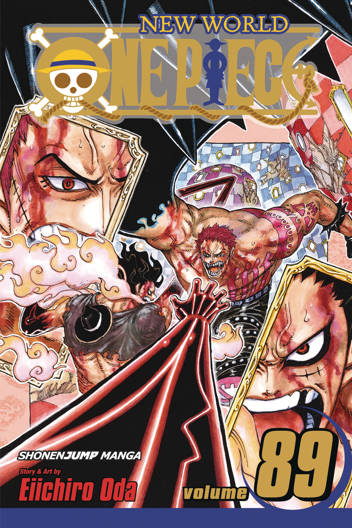 ONE PIECE GN VOL 89