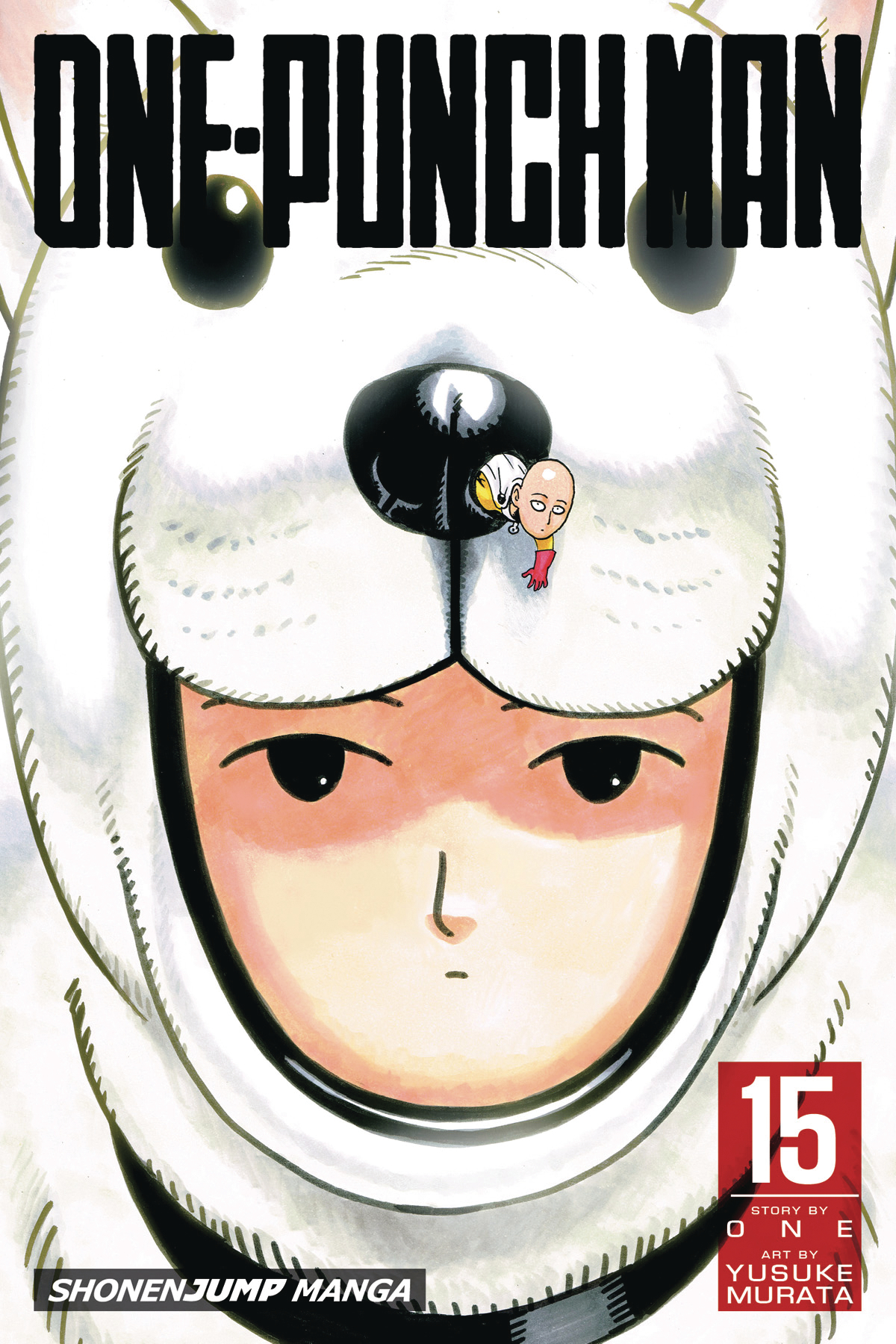 ONE PUNCH MAN GN VOL 15