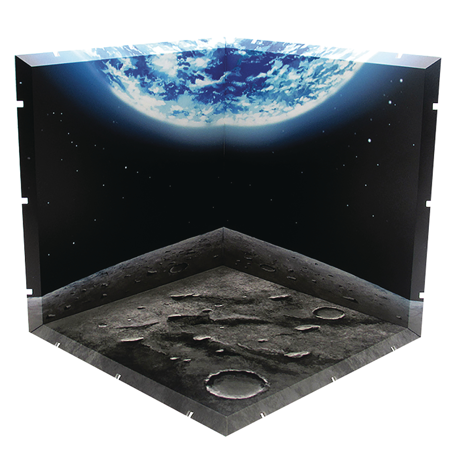DIORAMANSION 150 SURFACE OF THE MOON FIGURE DIORAMA