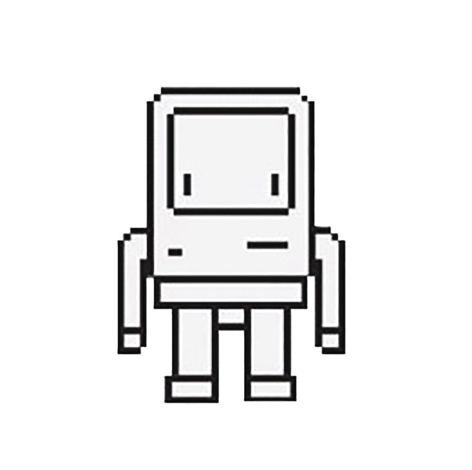 CLASSICBOT PIXEL PIN